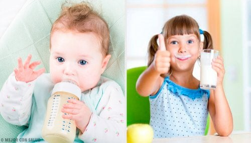 Qual é o leite mais saudável para crianças?