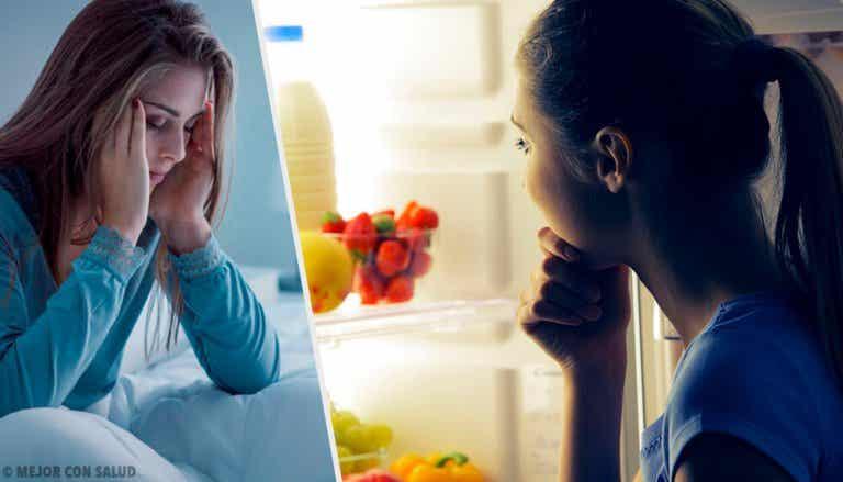 Por que abusamos da comida durante a noite?