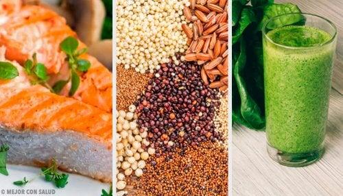7 alimentos que aumentam a leptina