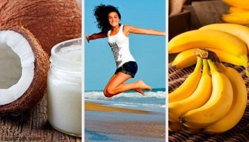 8 alimentos que energizam o corpo