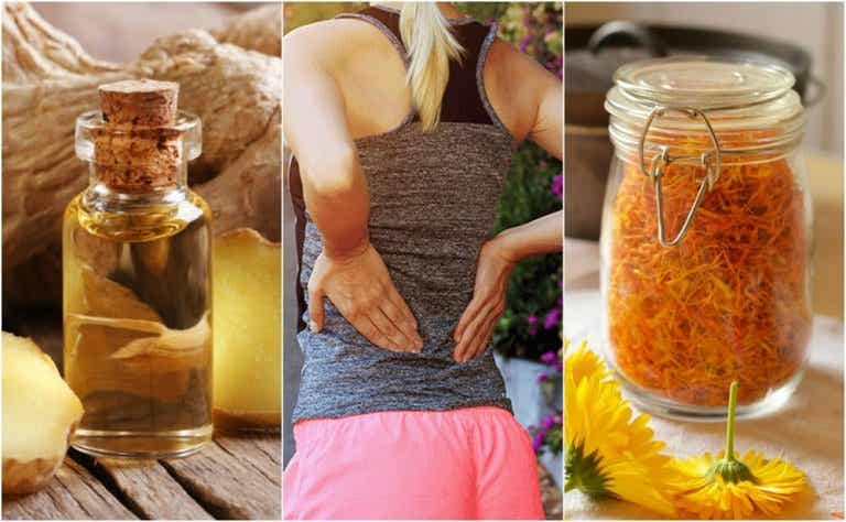 Alivie a dor ciática com 5 remédios de origem natural