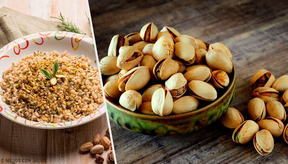 Os incríveis benefícios de comer pistache todos os dias