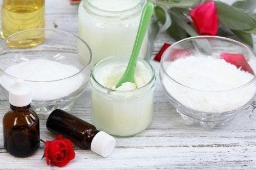 Bicarbonato de sódio e leite