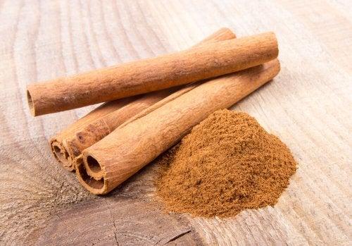 Canela de Ceilão para regular o açúcar no sangue