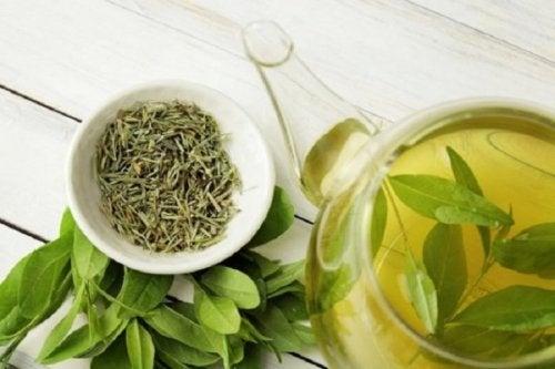Chá para aliviar a insônia