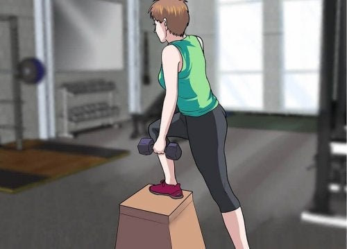 Como fazer uma rotina de exercícios para não hipertrofiar os músculos