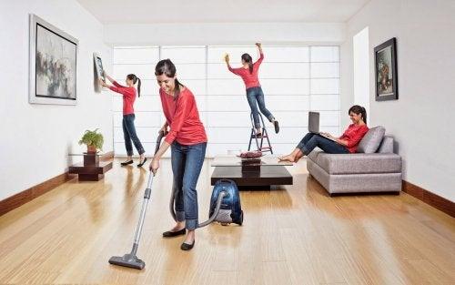 10 conselhos para manter a casa limpa sempre