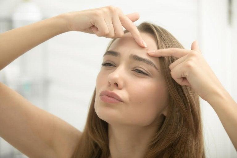 8 passos para eliminar a acne