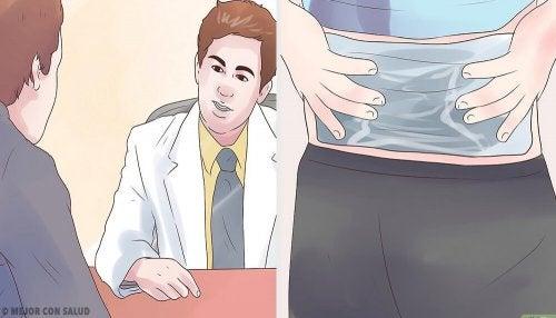 10 hábitos que causam dor nas costas