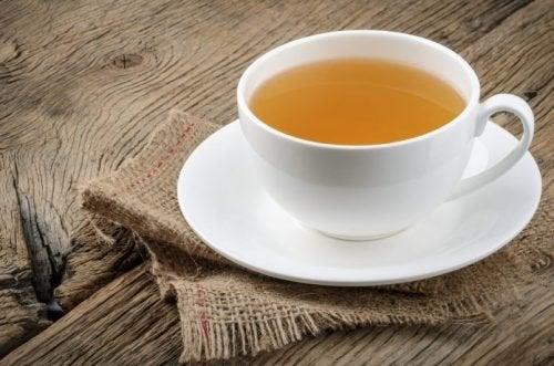 Chá ajuda a dormir bem