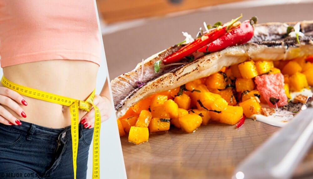 7 jantares para perder peso em uma semana sem passar fome