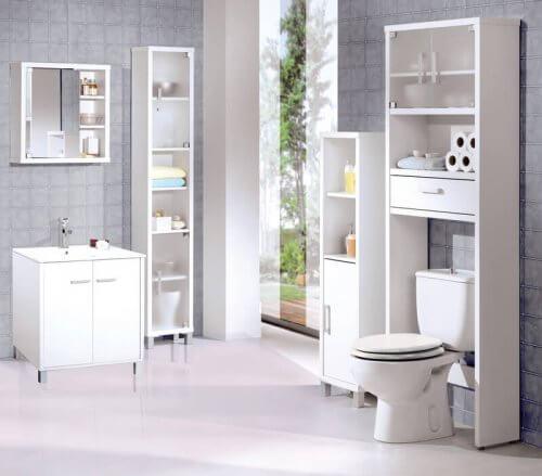 Truques de limpeza: banheiro limpo