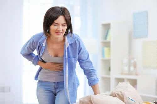 6 sinais de um fígado inflamado