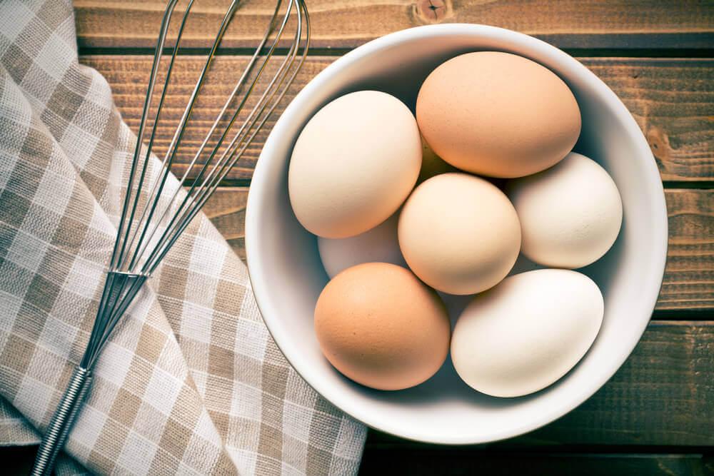 Como saber se um ovo não está fresco?