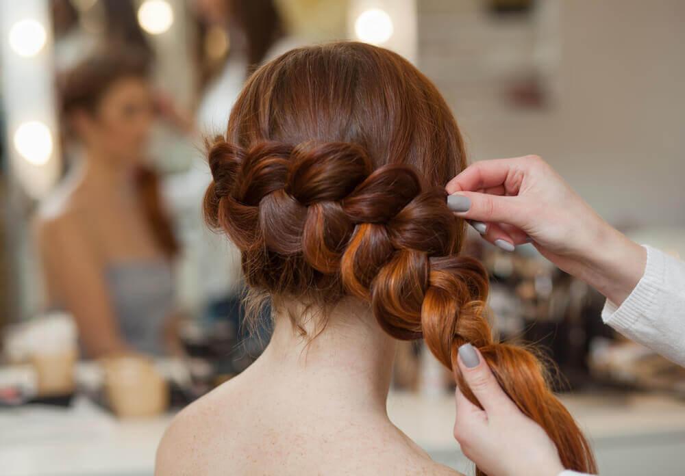 3 penteados fáceis com tranças