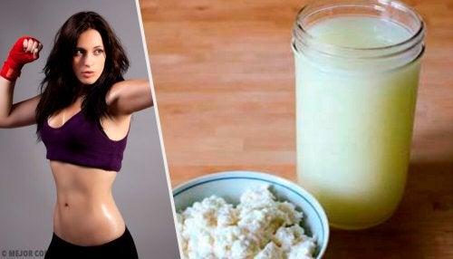 O que é a proteína do soro de leite e quem deve tomá-la