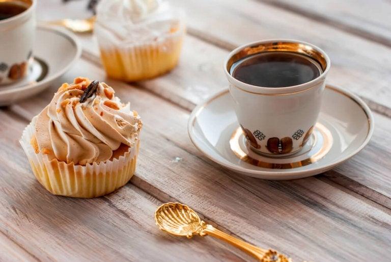 3 receitas de cupcakes com baixo teor de açúcar para o café da manhã