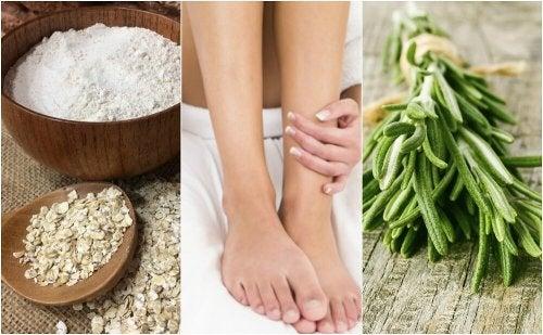 5 remédios caseiros para acabar com os maus odores nos pés