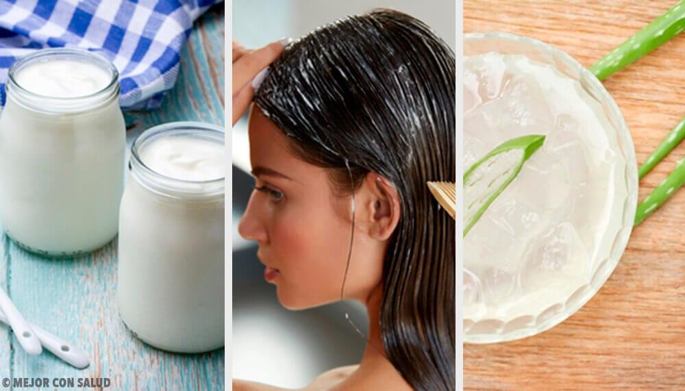 7 remédios naturais contra diferentes problemas de cabelo