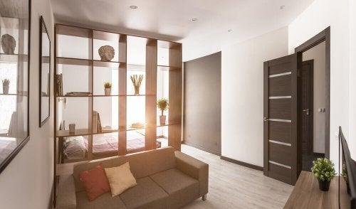 9 separadores de ambiente para a sua casa
