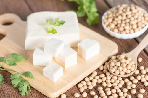 Tofu serve para substituir a proteína animal