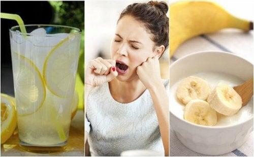 Como tratar a sonolência diurna com 5 remédios naturais