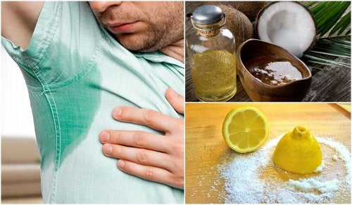 Como tratar a sudoração excessiva com 5 remédios naturais