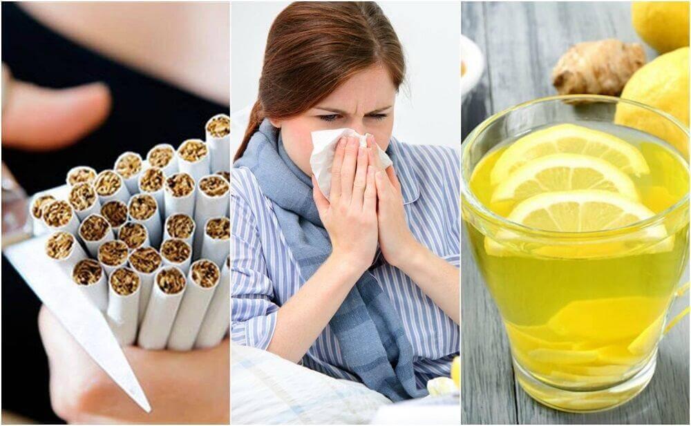 10 coisas que você pode fazer para combater resfriados