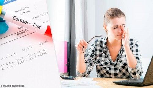 14 sinais de um nível alto de cortisol
