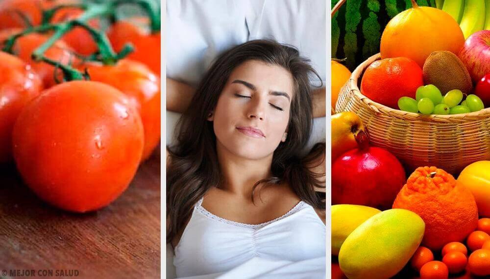 4 alimentos que contêm melatonina