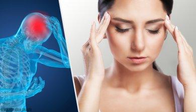 5 causas para pontadas na cabeça