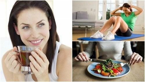 6 coisas que você deve começar a fazer para levar uma vida mais saudável