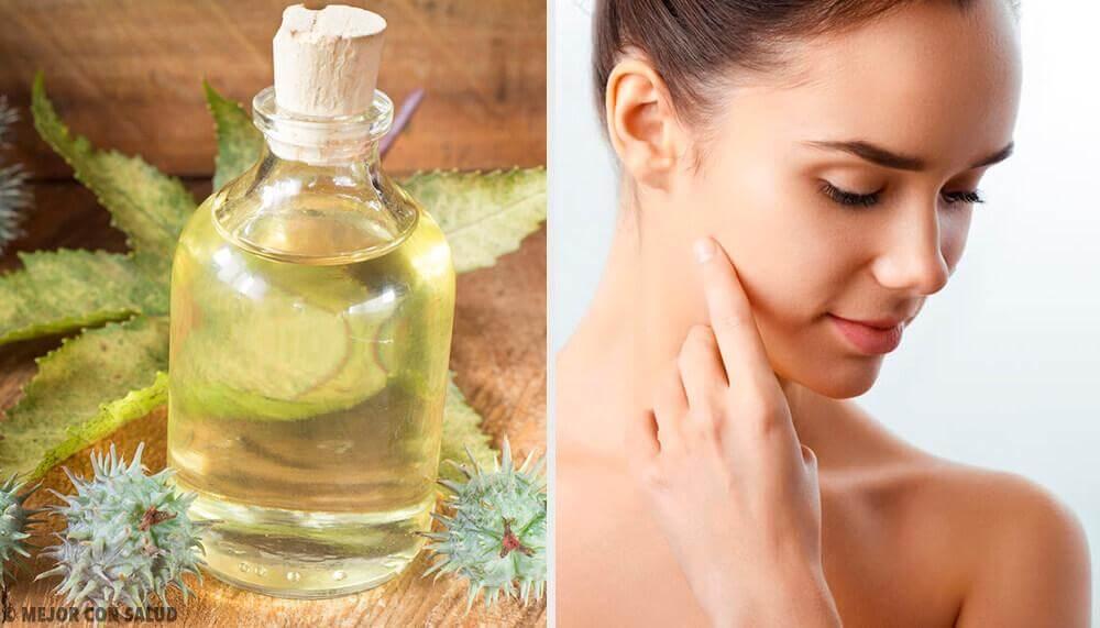 6 formas de usar óleo de rícino para melhorar a aparência do seu rosto