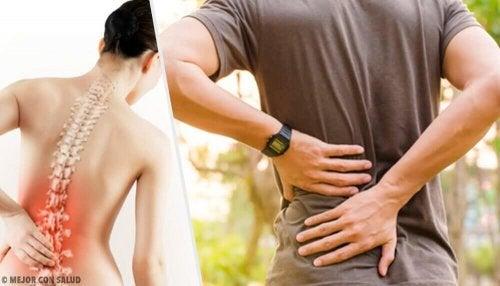 6 problemas de saúde que geram dor nas costas