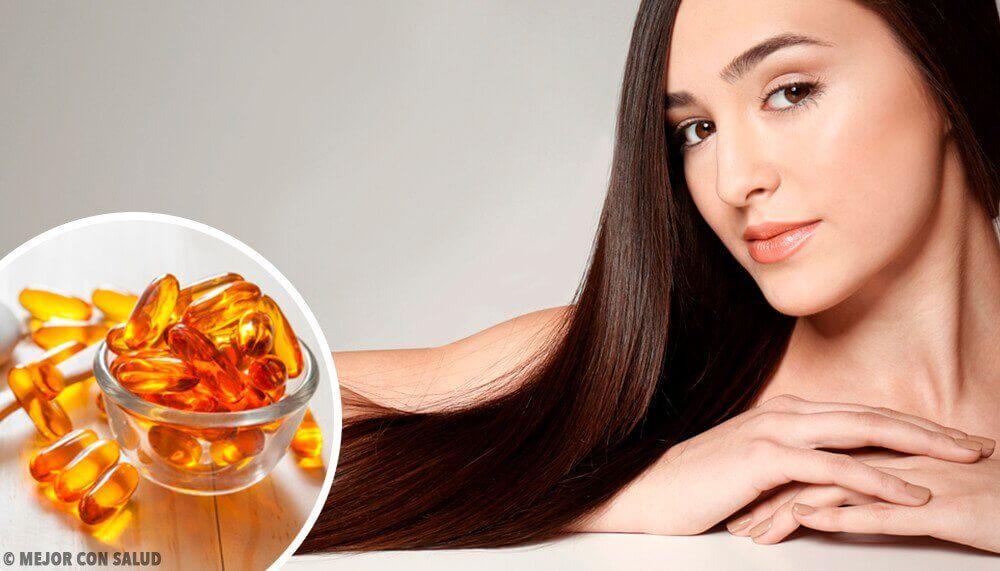 6 vitaminas importantes para o crescimento do cabelo