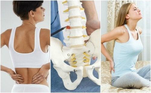8 causas médicas pelas quais você pode sofrer de dor lombar