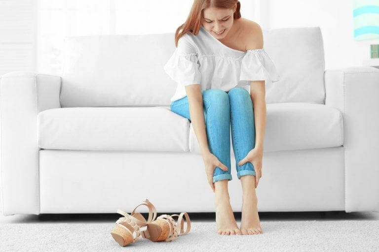 Aprenda a aliviar a dor nas pernas naturalmente