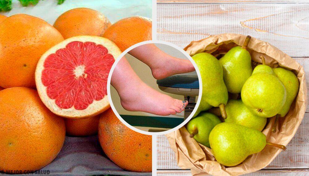 As 10 melhores frutas para combater a retenção de líquidos
