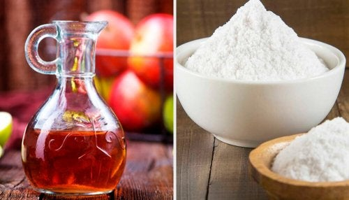 Benefícios de beber água com vinagre e bicarbonato de sódio antes das refeições