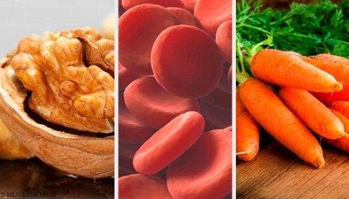 Como aumentar os glóbulos vermelhos no sangue