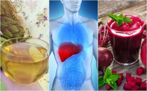 Como cuidar do fígado com 5 remédios de origem natural