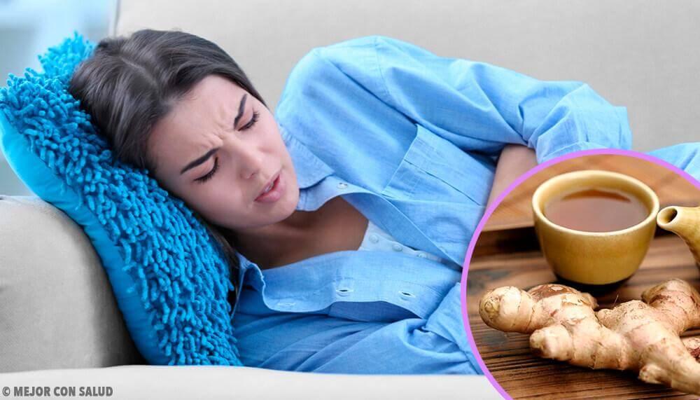 Ingredientes naturais para aliviar a vontade de vomitar