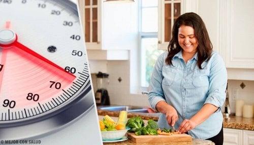 Alimentação saudável para perder peso