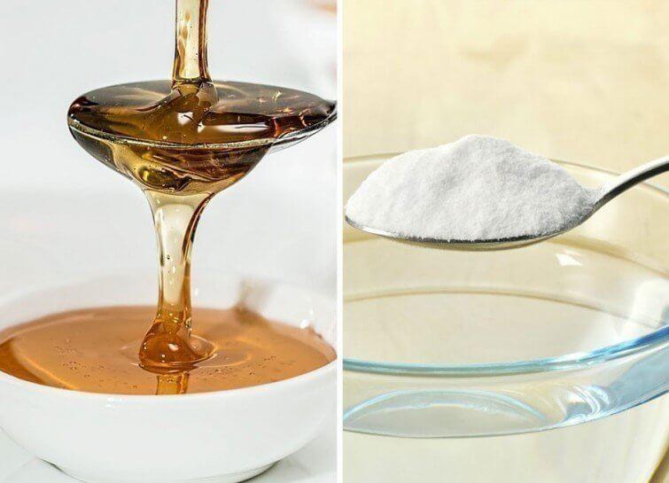 Descubra os benefícios da mistura de bicarbonato com mel