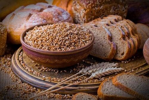 Cereais ajudam a combater as pedras biliares