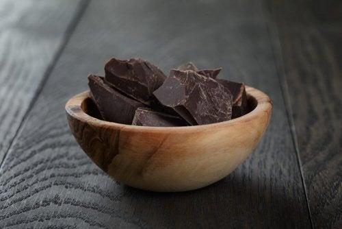 Chocolate é um alimento cetogênico