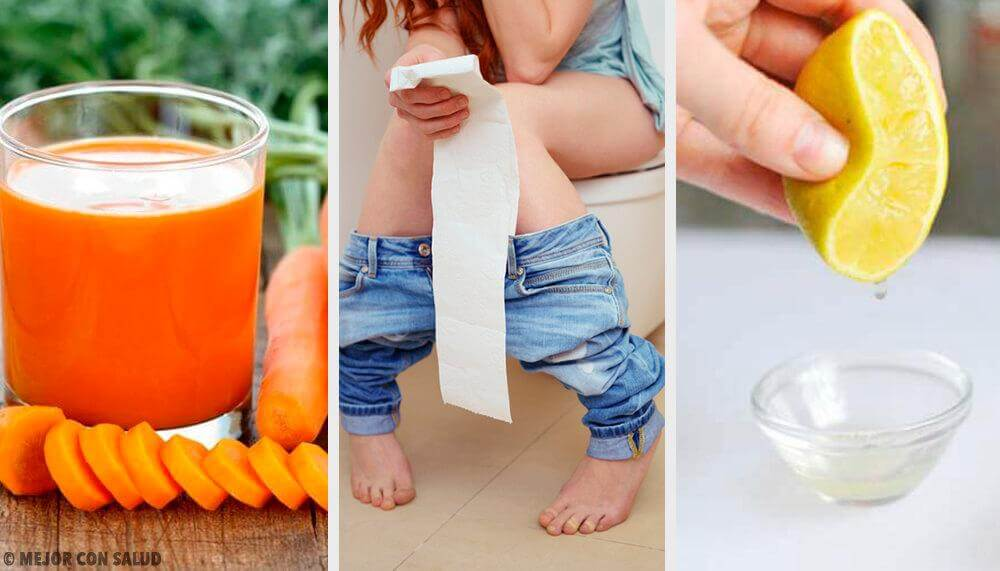 Como parar a diarreia rapidamente