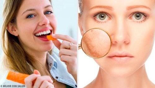 9 alimentos para cuidar da pele