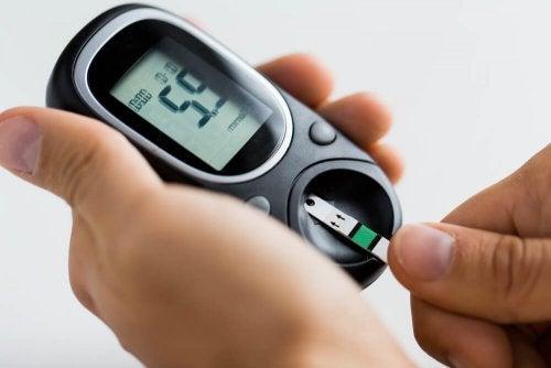 Controle do açúcar no sangue