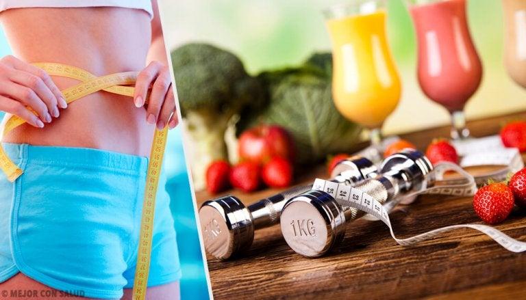 7 dicas simples para perder peso depois de um período de excessos